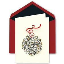 text ornament greeting cards paperstyle