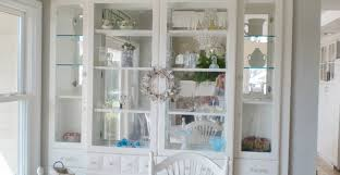 cabinet dining room buffet hutch stunning white china cabinet
