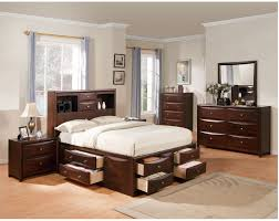 Bedroom Platform Beds Furniture In California Manhattan Espresso Twin Bed With Storage
