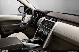 range rover interior 2017 2017 discovery 5 photo galleries u2013 interior u2013 alloy grit