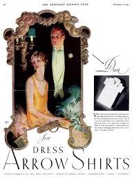 vintage leyendecker black tie blog