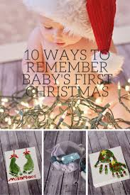 best 25 babies first christmas ideas on pinterest 1st christmas
