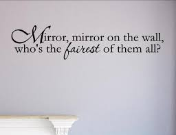 Mirrors On The Wall by Amazon Com Mirror Mirror On The Wall Who U0027s The Fairest Of Them