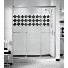 maax 138290 triple plus 3 panels shower door homeclick com