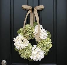 hydrangea wreath hydrangea wreaths summer hydrangeas 18 hydrangea