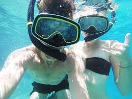 Kentucky snorkeling images From kentucky to hawaii saltshine explores travel and lifestyle jpg