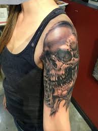Skull Arm - 73 best tibetan skull images on skull tattoos