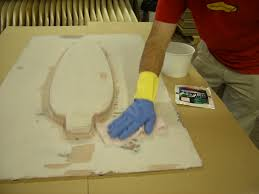 how to mold a fiberglass part page 1 of 1 and mold