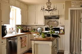 elegant painted kitchen cabinet ideas white with classic style