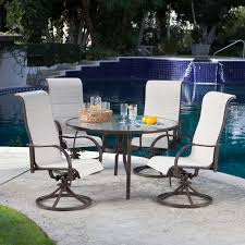 Outdoor Table Set by Furniture Outdoor Dining Sets With Round Table Round Patio Table