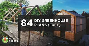 How To Build A Large Shed From Scratch by 84 Diy Greenhouse Plans You Can Build This Weekend Free