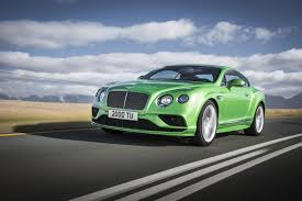 bentley arnage 2015 2015 bentley continental gt updated ahead of geneva motor show