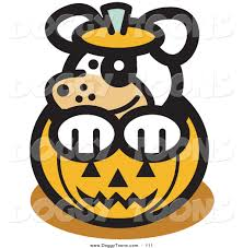 free jack o lantern clipart royalty free stock doggy designs of pumpkins