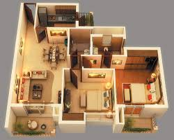 Floor Plan In 3d by Dreamy Floor Plan Ideas You Wish You Lived In