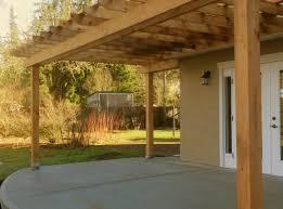 Covered Patio Designs Design Ideas Backyard Arbor And Attached by Pergola Single Post Backyard Arbor Pergola In Frisco Texas