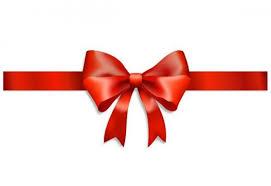gift wrap ribbon shiny ribbon bow gift vector graphic welovesolo