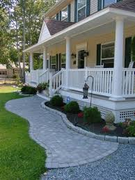 house plans with front porches landscaping and outdoor building home front porch designs