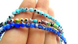 evil eye bead bracelet images 4mm evil eye glass bead 100pcs round glass evil eye bead 1 jpg