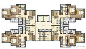 Bella Swan Bedroom 2 Bedroom Apartment Flat For Sale In Lodha Casa Bella Dombivli