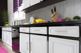 cuisine bi couleur 7 couleurs pour repeindre des meubles de cuisine déco cool