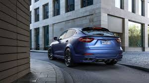 maserati levante wallpaper maserati levante gets the novitec tuning treatment image 659713