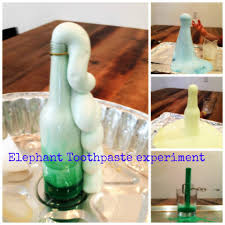 the great elephant toothpaste experiment activities for kids
