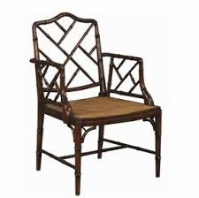 Chinese Armchair Bamboo Dining Arm Chairs Foter