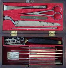 american cased surgical and amputation set photos 4