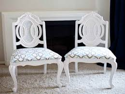 Recovering Dining Room Chairs How To Reupholster A Dining Room Chair Astonishing How To