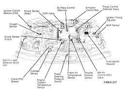 Map Sensor Symptoms Where Is Crank Sensor Located On 1994 Acura Vigor 2 5