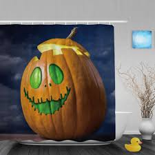 happy halloween funny compare prices on shower halloween curtain online shopping buy