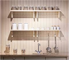 wall mounted kitchen shelf home design ideas