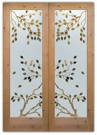 Frosted Interior Doors by Frosted Glass Interior Doors Handcraft Frosted Glass Interior