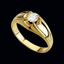 mens gold diamond rings mens gold diamond ring