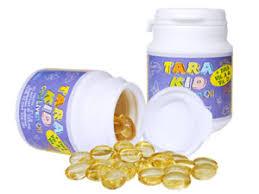 tarakid minyak hati ikan cod tara kid cod liver
