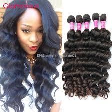 glamorous hair extensions cheap glamorous hair extensions 5 bundles malaysian peruvian