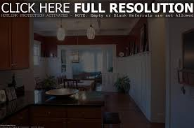 dining room simple kitchen living room and dining room together