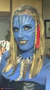 Halloween Avatar Costume Homemade Avatar Costume