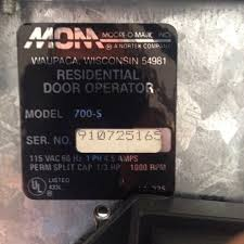 moore o matic garage door opener i have several moore o matic 700 s opener u0027s and wanted to add
