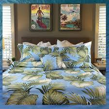Surfer Comforter Sets Hawaiian Surf And Tropical Bedding