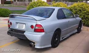 honda ricer wing ricer honda is300 fail failcars tv