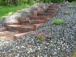 Backyard Hill Landscaping Ideas Hill Designmore Landscape Rock Landscaping On Hill Ideas For Steep