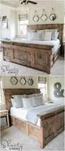 photo attracktive upholstered headboard king 21 diy bed frame