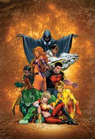 live action teen titans tv series may find a home at another