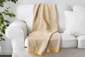 White Throws For Sofas Blankets U0026 Throws Ikea