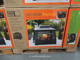 costco outdoor fireplace home design inspirations