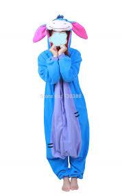 Eeyore Halloween Costume Halloween Cosplay Anime Animal Eeyore Donkey Pajamas