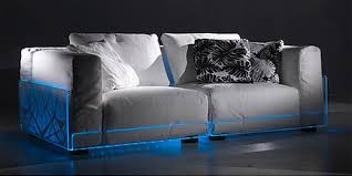 sofa mit beleuchtung asami light sofa sofa mit led beleuchtung