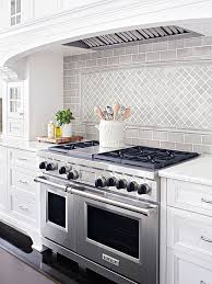 Stunning Kitchen Backsplash Ideas Worth To Apply - Stove backsplash designs