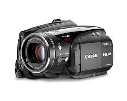 amazon com canon vixia hv30 minidv high definition camcorder